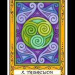 10 Triskelion