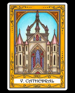 5 Cathedral