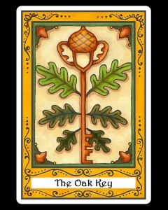 The Oak Key