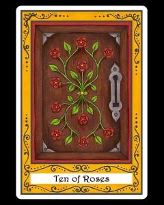 Ten of Roses