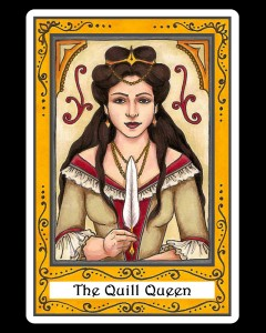 The Quill Queen