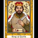 The Quill King