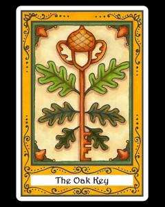 The Oak Key