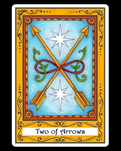 Two of Arrows