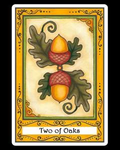 Two of Oaks