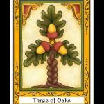 Three of Oaks