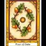 Four of Oaks