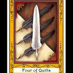 Four of Quills