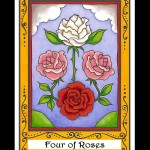 Four of Roses