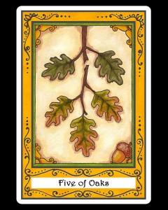 Five of Oaks