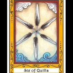 Six of Quills