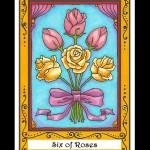 Six of Roses