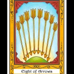 Eight of Arrows