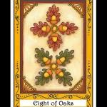 Eight of Oaks