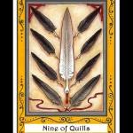 Nine of Quills