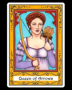 The Arrow Queen