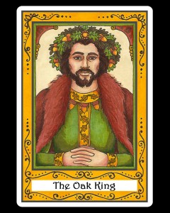 The Oak King