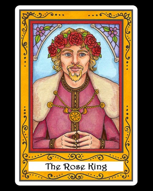 A Rose for a King